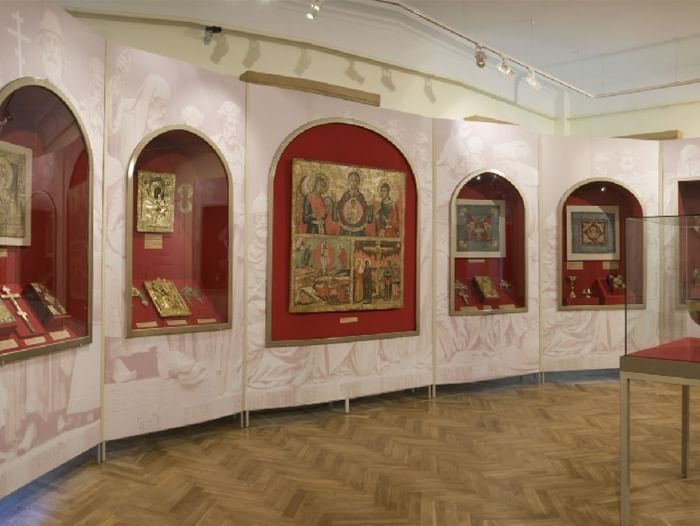 Выставка «Новгород в истории Российского государства»