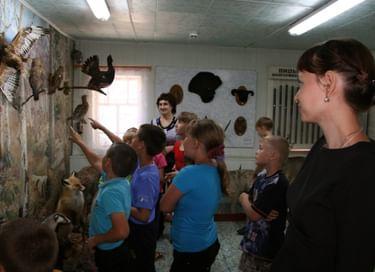 Экскурсии в Венгеровском краеведческом музее им. П.М. Пономаренко