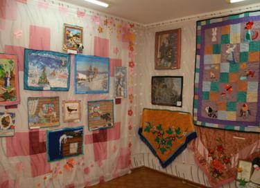 Выставка «Творческий калейдоскоп»