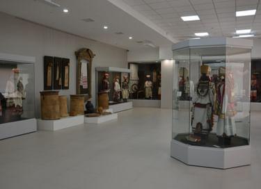 Выставка «Декоративно-прикладное и народное искусство Мордовии»