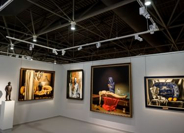 Выставка «Современное искусство Мордовии»