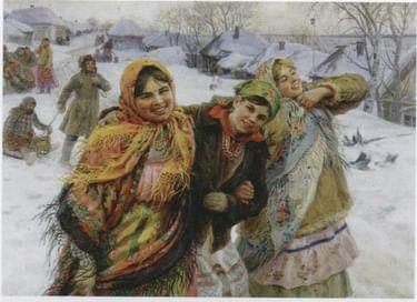 Выставка работ Ф. В. Сычкова