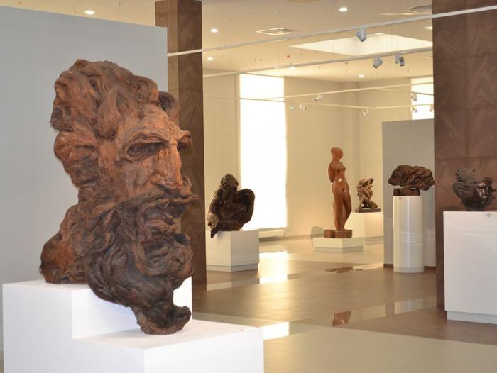 Выставка «Степан Эрьзя – скульптор мира»