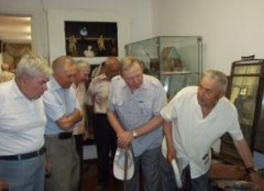 Презентация акции «Ночь музеев»