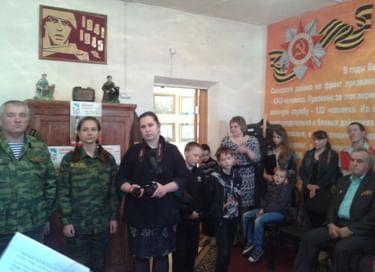 Акция «Ночь музеев» в Саянском краеведческом музее