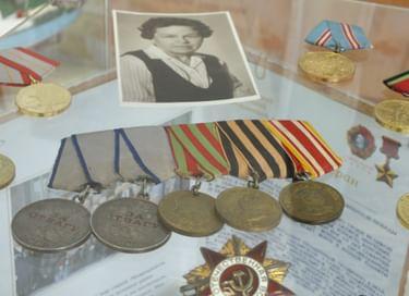 Выставка «Семейные архивы Доблести и Славы»
