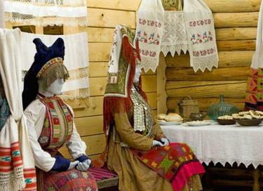 Экспозиция «История и культура края VIII тысячелетия до н. э. – начала XX века н. э.»