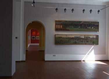 Акция «Ночь музеев» в Городском центре изобразительных искусств