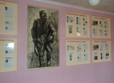 Акция «Ночь музеев» в Знаменском историко-краеведческом музее