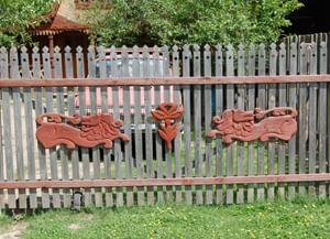 Традиционные технологии деревянной резьбы в Селивановском районе Владимирской области