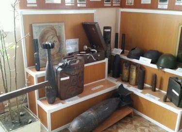 Акция «Ночь музеев» в Чернышевском краеведческом музее