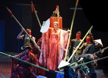 Спектакль «Принцесса Турандот»