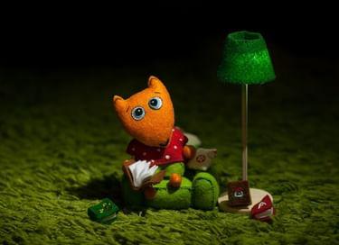 Спектакль «Сказки маленького лисёнка»