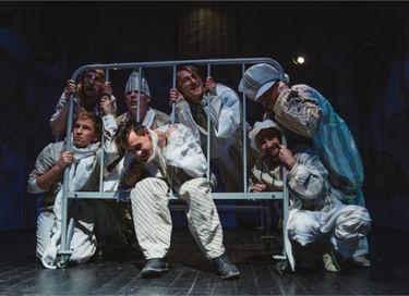 Спектакль «Вальпургиева ночь, или...»