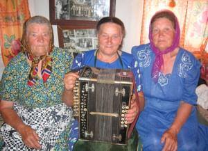 Свадебный обряд села Купино Шебекинского района Белгородской области