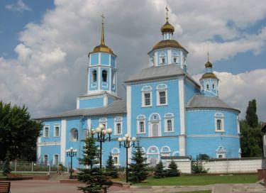 Обзорная экскурсия по Белгороду