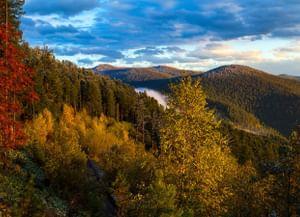 Невероятная красота осенних пейзажей России