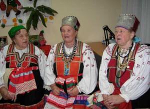 Свадебный обряд сел Почаево, Смородино, Дроновка Грайворонского района Белгородской области