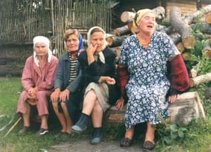 Свадебный обряд деревни Липовка Шумячского района Смоленской области