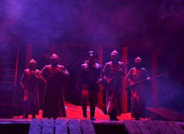 Спектакль «Сорок первый»