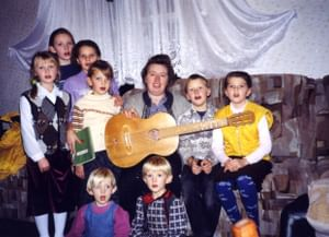 Детский песенный фольклор меннонитов села Неудачино Татарского района Новосибирской области