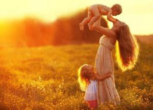 Мама — первое слово, главное слово в каждой судьбе