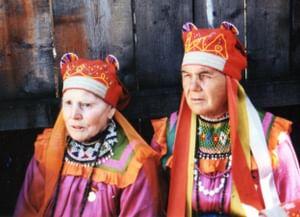 Песенная традиция села Кочетовка Хохольского района Воронежской области