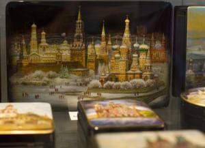 Федоскино. 10 фактов о лаковой миниатюре