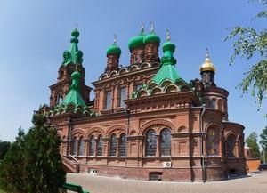 Собор Троицы Живоначальной в Краснодаре (Свято-Троицкий собор)