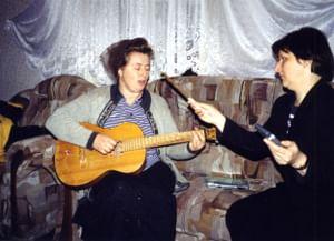 Колыбельные песни меннонитов села Неудачино Татарского района Новосибирской области