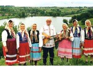 Песенная традиция села Фощеватово Волоконовского района Белгородской области