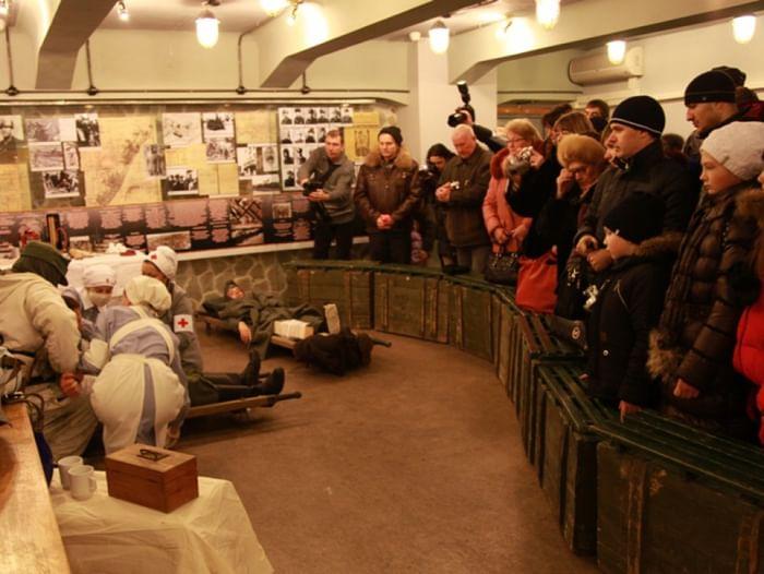 Экскурсии в музее «Память»