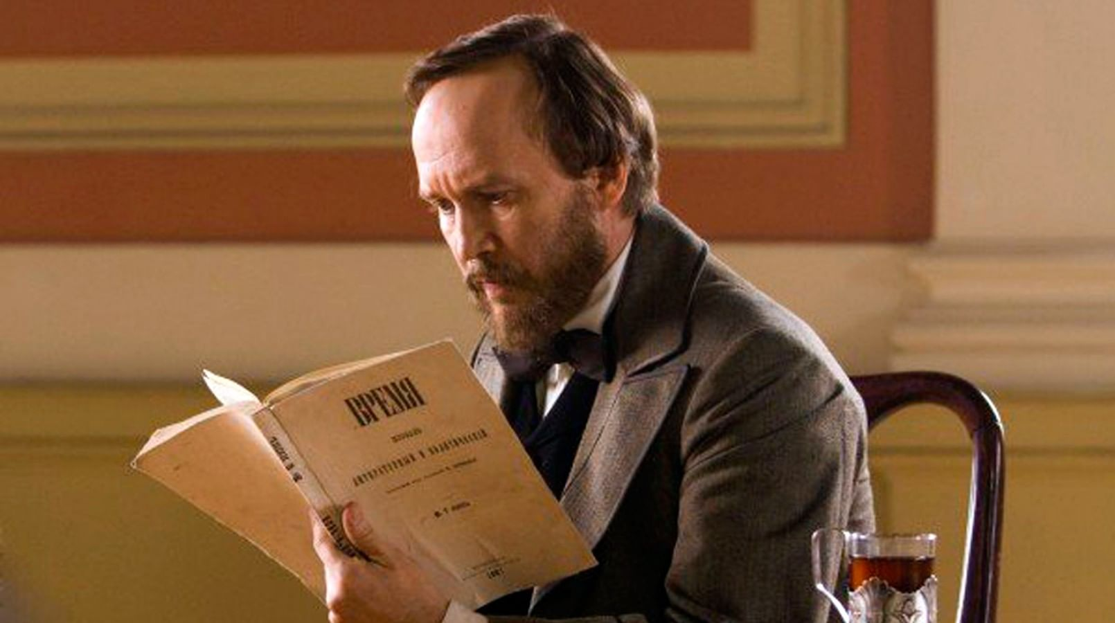 Кадр из фильма «Достоевский»