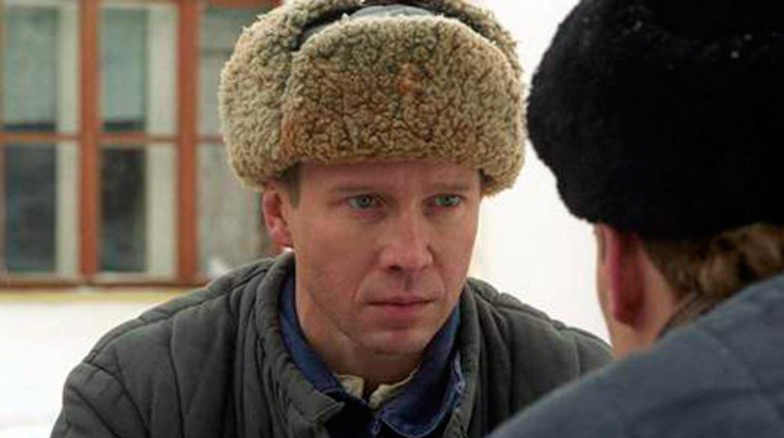 Кадр из фильма «В круге первом»