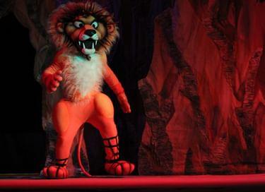 Спектакль «Жил-был Геракл»