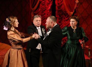 Спектакль «Свадьба Кречинского»