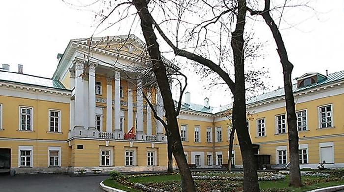 Дом И.И. Барышникова