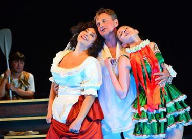 Спектакль «Дон Жуан, или Каменный гость»