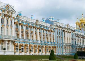 Большой (Екатерининский) дворец