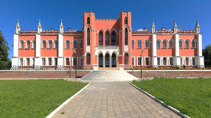 Усадьба С.В. Паниной «Марфино» в Подмосковье