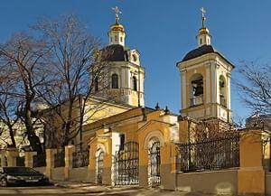 Церковь Николы вЗвонарях