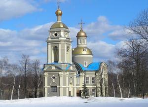 Церковь св. Николая в Троекурове