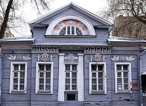 Дом Г.А. Палибина