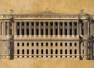 Проект Большого Кремлевского дворца