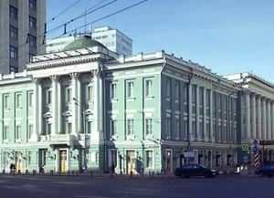 Здание Дворянского (Благородного) собрания