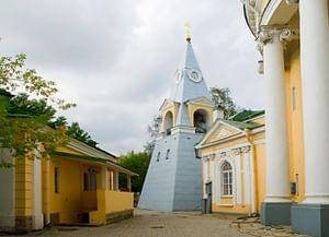 Троицкая церковь в бывшем селе Александровском