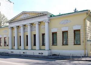 Дом Лопухиных-Станицкой