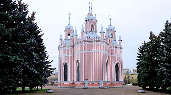 Ансамбль Чесменского путевого дворца