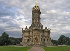 Церковь иконы Знамения Богородицы в Дубровицах