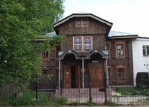Молельня «Синагога» в Костроме